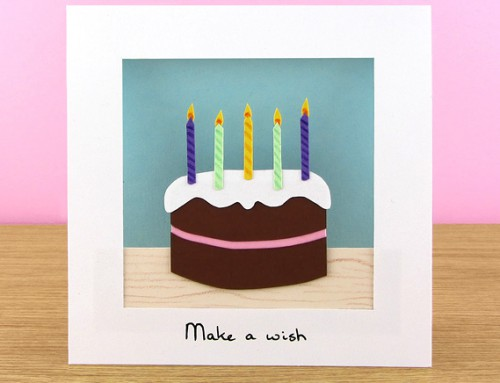Craft a happy birthday cake card crea bea cards chocolicious birthday cake card bookmarktalkfo Image collections