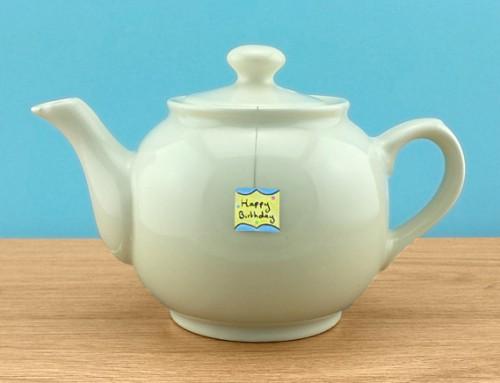 Afternoon tea gift idea