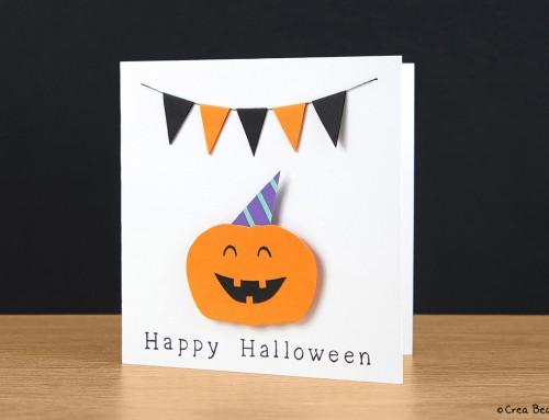 Very Happy Halloween card
