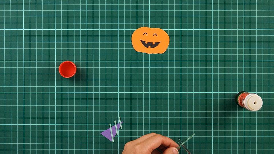 very, happy, halloween, card, step 11