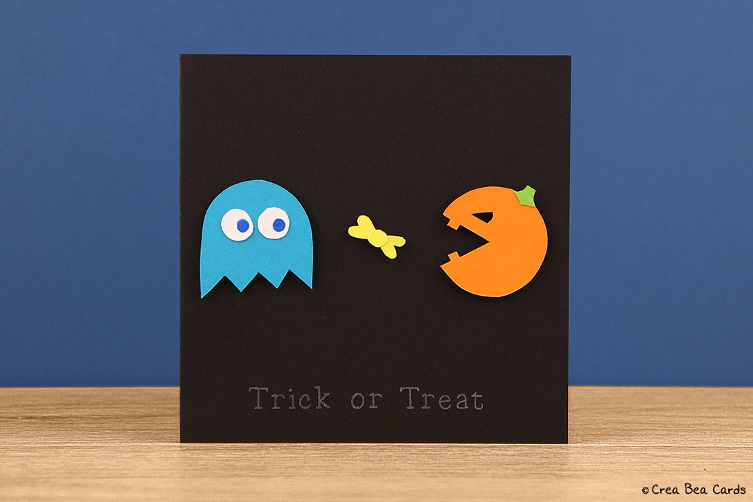 halloween cards archives - crea bea cards